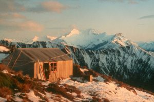 Glenorchy hut, NZ