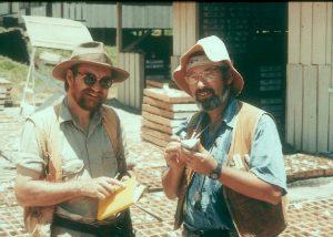 Greg Corbett & Terry Leach