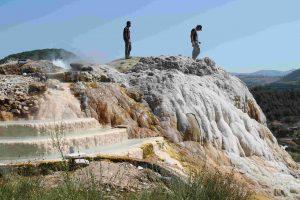 Turkey - current sinter deposits